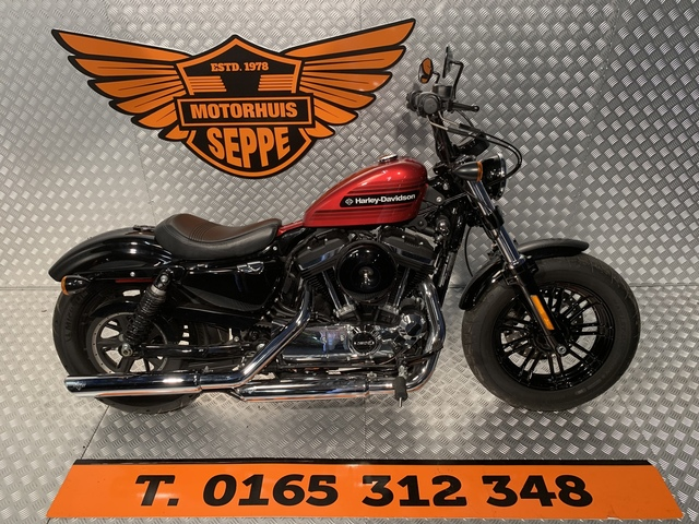 Harley-Davidson Sportster Forty Eight XL 1200