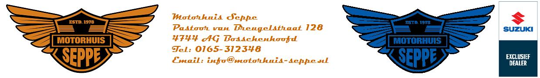 Motorhuis Seppe